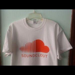 SoundClout T-shirt New